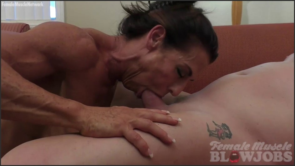 Briana Beau - The Blow Job Continues