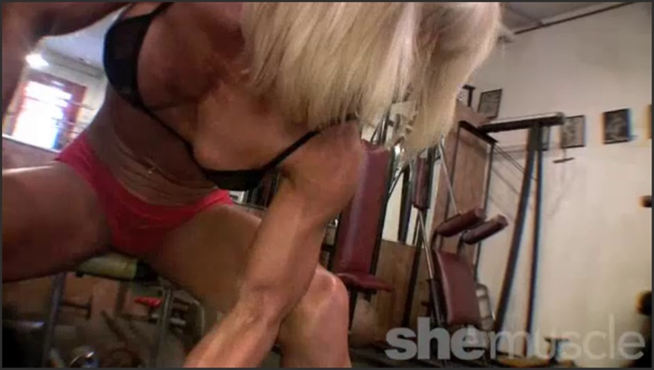 Blonde Biceps - Wild Angel